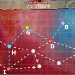 艦これ2015年春E5攻略記っぽいもの『アンズ環礁泊地攻撃作戦』アンズ環礁沖