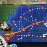 艦これ やっとこさ攻略 4-5 カレー洋リランカ島「深海東洋艦隊漸減作戦」その2