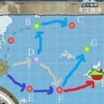 「アブ♪ アブ♪ アブ♪ 阿武隈さんが通る♪ 胸部装甲薄いまま~」第一水雷戦隊関連の任務